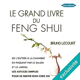 Couverture de Le grand livre du Feng Shui