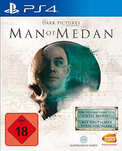 BANDAI NAMCO Entertainment The Dark Pictures: Man of Medan jeu vidéo PlayStation 4 Basique Allemand, Français, Italien - BANDAI NAMCO Entertainment The Dark Pictures: Man of Medan, PlayStation 4,