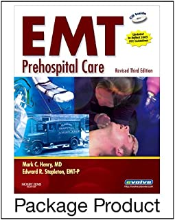 EMT Prehospital Care - Text, Workbook and Virtual Patient Encounters Online Package (Revised Reprint)