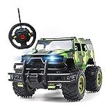 Radio control del vehículo SUV RC inalámbrico remoto de coches de control Monster Truck escala 1:18 4WD de carreras de radio del coche eléctrico de alta velocidad Off-Road deriva vehículos de juguete