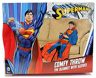 Flash Justice League Heroes Polar Fleece Throw Rug BlanketBatman Superman