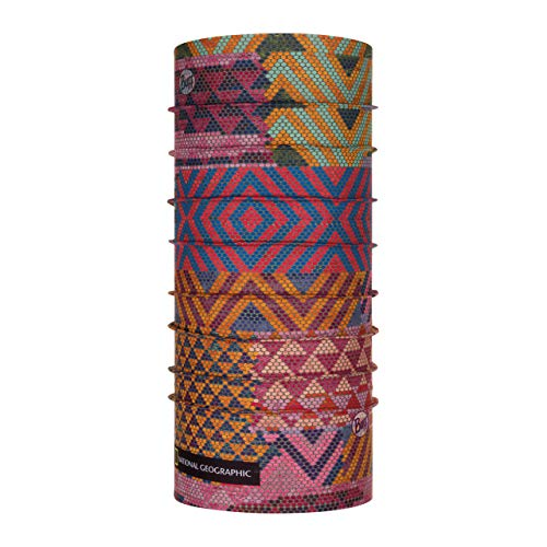 Buff Eannia Tour de Cou Original National Geographic Multi FR : Taille Unique (Taille Fabricant : Taille One sizeque)