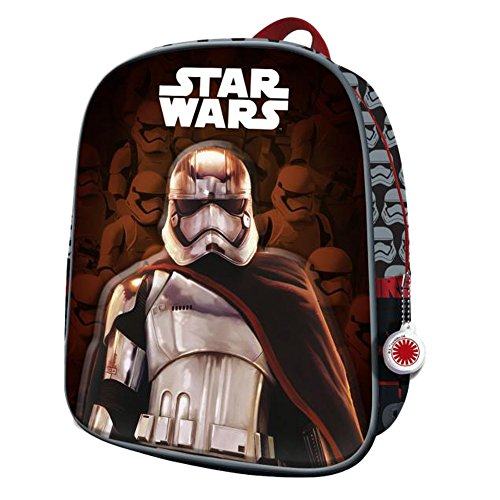 Star Wars AS028: Licencia Mochila Infantil  30 cm  Multicolor