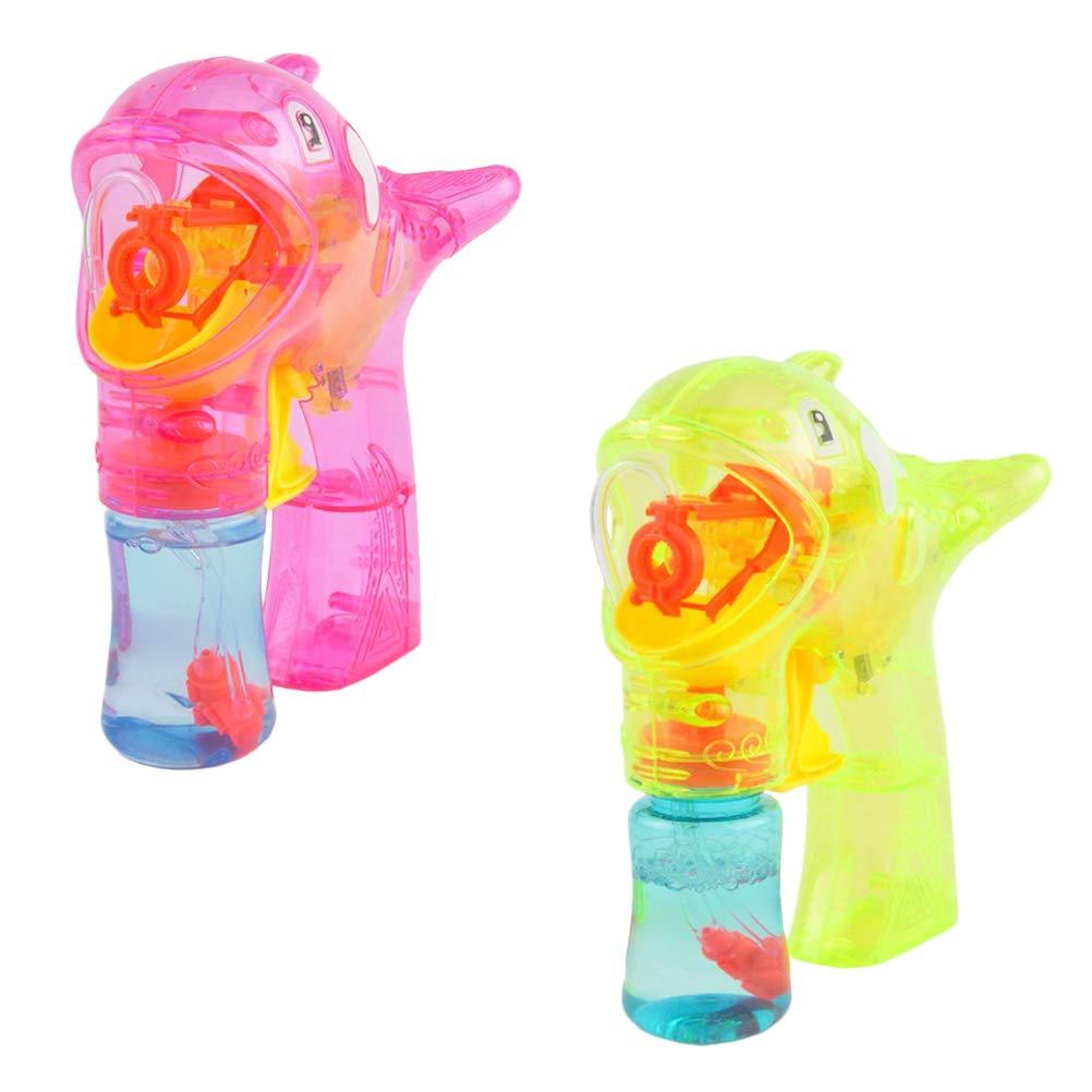 TOYANDONA Juegos de burbujas manuales,música,juguetes para niños,juguetes para fiestas,fiestas infantiles,burbujas para fiestas.: Amazon.es: Hogar