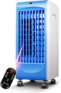 Portátil Frío Fresh Essence Por evaporación del refrigerador de aire, aire acondicionado móvil, refrigeración por agua del ventilador, sincronización con control remoto 220V 75W for el Ministerio del
