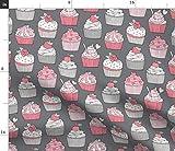 Cupcakes, Essen, Cupcake, Süßigkeiten, Kuchen Stoffe -