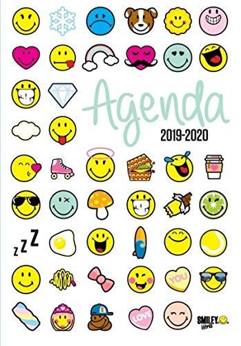 Smiley - Agenda émoticônes 2019-2020