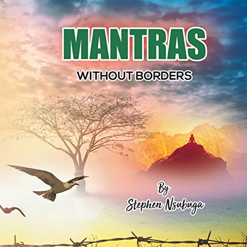Mantras Without Borders audiobook cover art