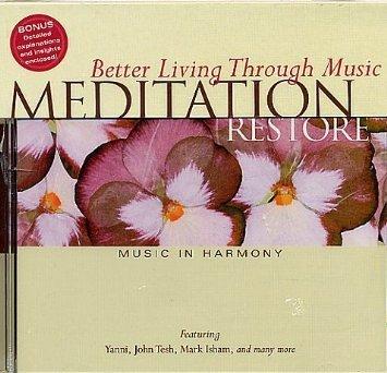 Windham Hill Meditation: Restore