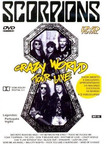 crazy world scorpions - 7