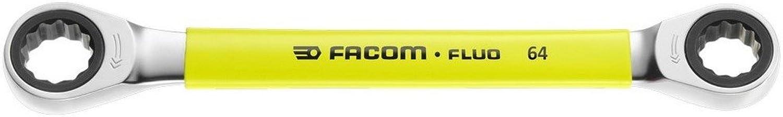 FACOM Knarren Ringschlüssel, 12 Kant 5 16x11 16x11 16x11 32, Fluoreszierend, 1 Stück, 64.5 16X11 32F B00HQBVDIY   Bevorzugtes Material  0afead
