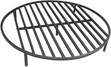 636643 Round Fire Pit Grate 28