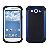 kwmobile Full Armor Case Compatible with Samsung Galaxy S3