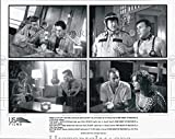 Historic Images - 2001 Press Photo Scenes from One Night at McCool's