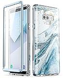i-Blason Cosmo Full-Body Bumper Protective Case for Galaxy Note 9 2018 Release, Blue
