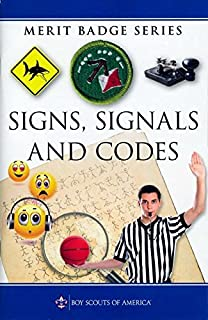 Signs, Signals, and Codes (Merit Badge Series)
