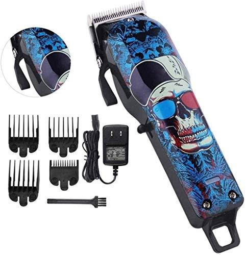 Cortapelos profesional sin cables Easytouse profesional inalámbrico de pelo cortauñas eléctrico de...