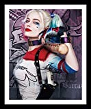 DS Margot Robbie - Harley Quinn Suicide Squad Autogramme