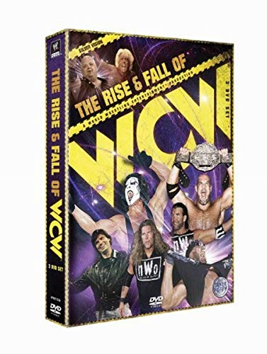 Wwe-Rise and Fall of Wcw [Import allemand]