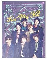 Kis-My-Ft2 ジャニーズショップ フォトブック2018 フォトBOOK