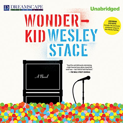 Wonderkid audiobook cover art