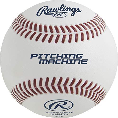 Rawlings Ultimate Practice Technology (UPT) Pitching Machine Baseballs, Box of 12