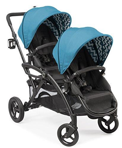 Contours Options Elite Tandem Stroller Product Image