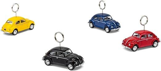 Porta carte e foto su ruote corpus delicti :: VW Maggiolino giallo 20,5 g
