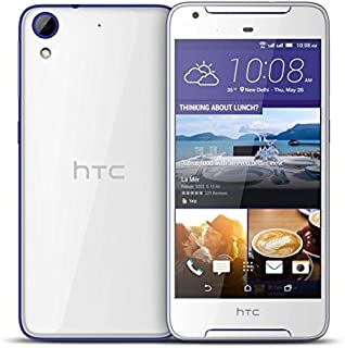 HTC Desire 628 Dual SIM D628H 2PVG200 4G GSM Unlocked Android Smartphone (Cobalt White) - International Version