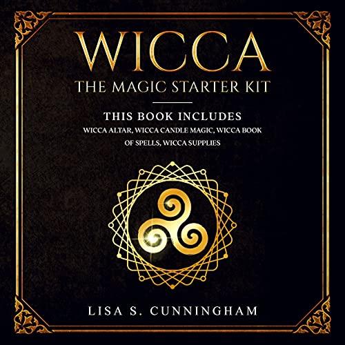 Wicca: The Magic Starter Kit cover art
