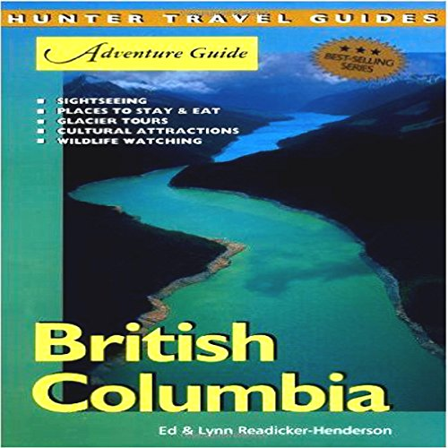 British Columbia Adventure Guide audiobook cover art