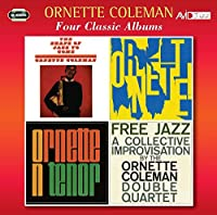 Four Classic Albums (the Shape of Jazz to Come/O