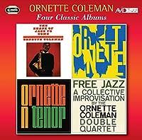 Four Classic Albums (the Shape of Jazz to Come/O
