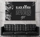 Kobe Bryant Mamba Mentality Kobe Mamba Focus Kobe Bryant Poster Lakers Kobe Bryant Kobe Bryant Wall Decor Kobe Mamba Kobe Bryant Poster Frame Mamba Mentality Kobe Black Mamba Mentality