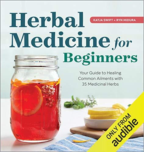 Couverture de Herbal Medicine for Beginners