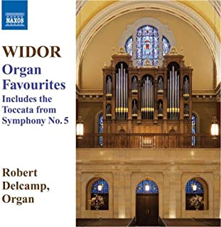Organ Symphony No. 5 in F Minor, Op. 42 No. 1: III. Toccata: Allegro