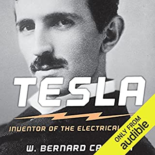 Tesla cover art