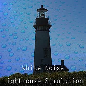 White Noise Lighthouse Simulation
