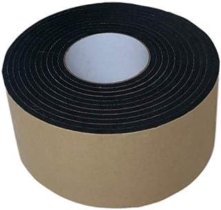 ULTECHNOVO 5mm Thickness Single Sided EVA Shockproof Sponge Tape Shockproof Thickness Single Sided Adhesive Foam Glue Stri...