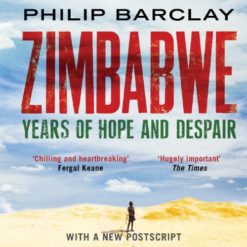 Zimbabwe audiobook cover art