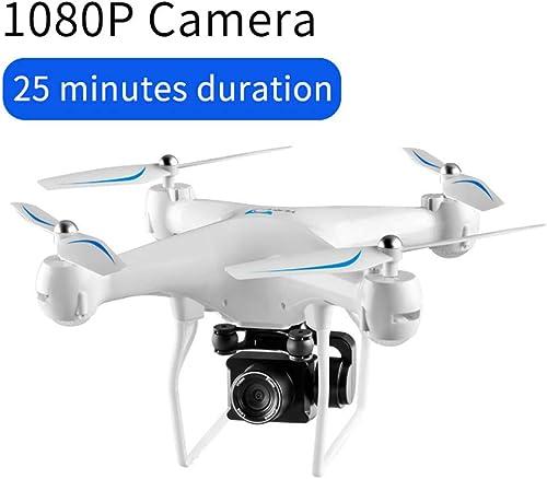 Hélicoptère Télécomhommedé RC Quadcopter Drone RTF RC Toy,Quadrocopter de Drone de la Vie RC de Longue durée de caméra de S32T 5MP 1080P Grand Angle WiFi FPV HD