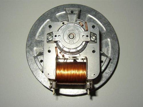 Heißluftherdventilator, Gebläsemotor, Umluftmotor für Backofen, Herd mit Flügel passend für Bosch, Siemens, Neff 096825