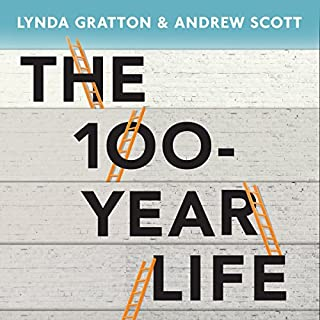 The 100-Year Life cover art