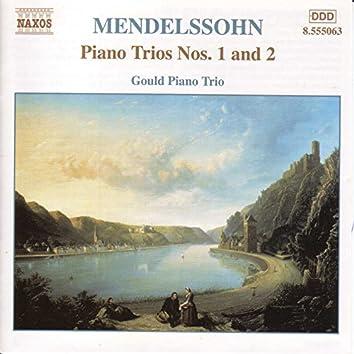 Mendelssohn: Piano Trios Nos. 1 and 2