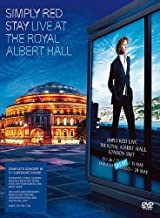 Stay. Live At The Royal Albert Hall - Simply Red (DVD) (2007)