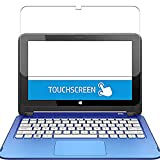 Puccy Privacy Screen Protector Film, Compatible with HP Stream x360 11-p000 / p015wm / p010nr / p015ni / p010na / p015cl / p091nr / p010nt 11.6' Anti Spy TPU Guard ( Not Tempered Glass Protectors )
