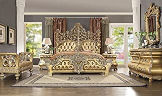 Inland Empire Furniture King Size Tenaya Formal Bedroom Set