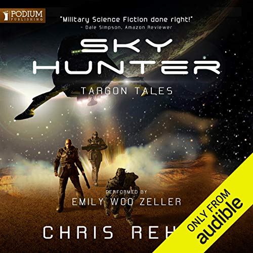 Sky Hunter Audiobook By Chris Reher cover art