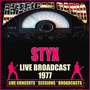 Live Broadcast 1977 (Live)