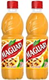 Maguary Passion Fruit Juice Concentrate - 16.9 FL.Oz | Suco Concentrado de Maracujá Maguary - 500ml - (PACK OF 02) by Maguary